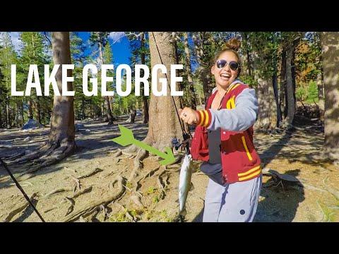 Lake George Fishing!