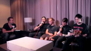 Download 5SOS full interview with NOVAFM 25/06/2015 Part 1 MP3 song and Music Video