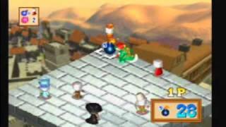 Bomberman RPG - Sega Saturn