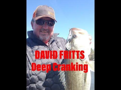 Crankbait Fishing | David Fritts