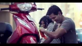 "New TVS Wego 2014 ""SAAT PHERE"" TV Advertisement"