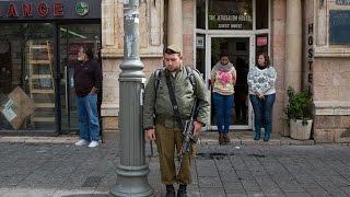 Израиль почтил минутой молчания жертв Холокоста (новости)