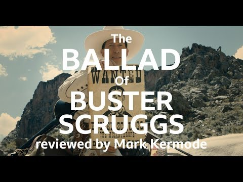The Ballad Of Buster Scruggs reviewed by Mark Kermode