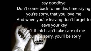 demi lovato you ll be sorry ft gia farrell lyrics