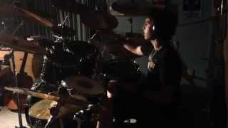 Heaven Shall Burn-Hunters will be Hunted (drums)