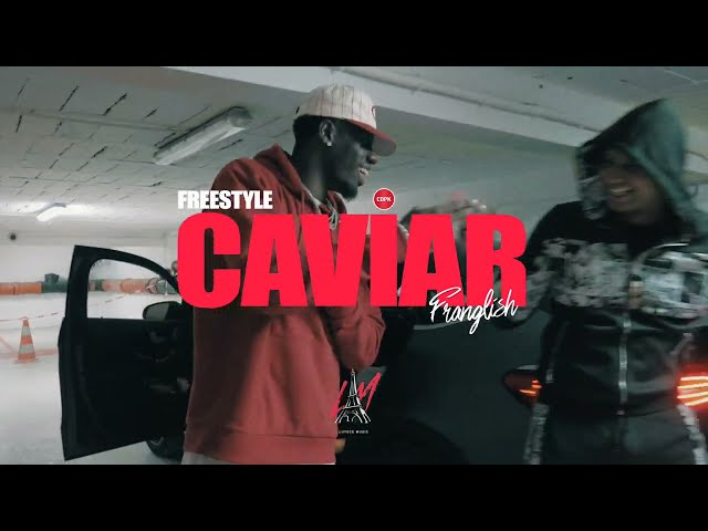 FRANGLISH - Caviar (Freestyle)