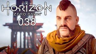HORIZON: ZERO DAWN ★ #038 - Auf zum Grabhort [Gameplay German | Deutsch | PS4 Pro]