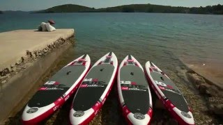 Red Paddle Co 2016 Race Boards
