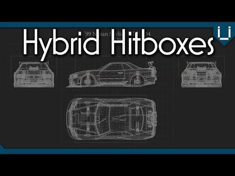 Hybrid Hitbox Cars | Better than Octane?