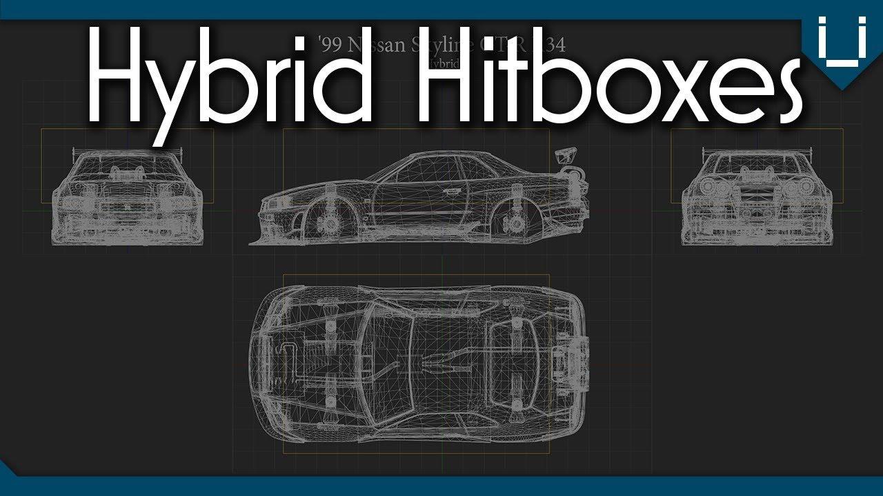 Hybrid Hitbox Cars Better Than Octane
