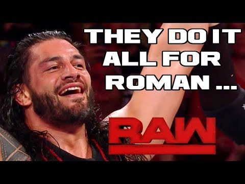WWE Raw 11/20/17 Full Show review & Results: ROMAN REIGNS WINS THE INTERCONTINENTAL TITLE
