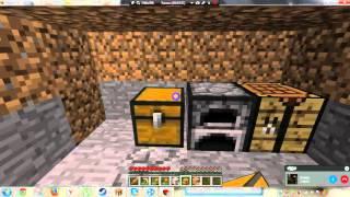 Minecraft Выживание. Часть 1-Хорошее начало.