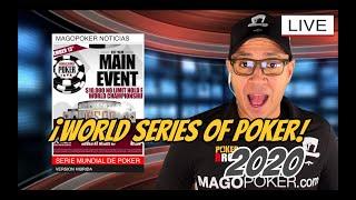 Poker en línea y en vivo/WSOP 2020 #WSOP #Seriemundial #Poker #ggpoker