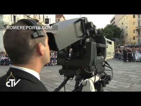 Vatican Television Center: 30 years of showing the Pope to the world