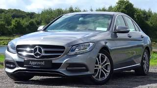 CMG Mercedes Benz Galway: 2015 c180 BLUETEC manual review