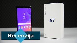 Samsung Galaxy A7 (2018) recenzija - 3 kamere za srednju klasu!