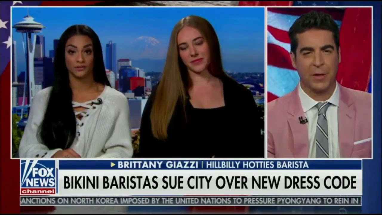 """No Bikinis Allowed!"" Watters Interviews ""Hillbilly Hotties"" Baristas"