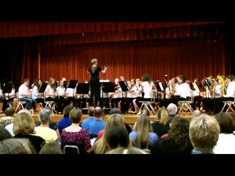 Hilliard Weaver Middle School 2014 Spring Concert