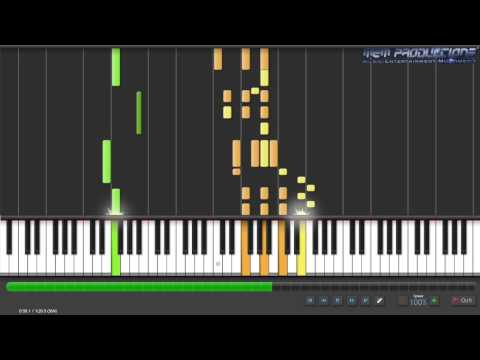 Piano Tutorial: The Legend of Zelda: Ocarina of Time - Song of Storms + MIDI Download