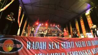 Rontang Ranting - Risti Esa Sukmawati (Proses Rekaman Bersama OM The Rosta Produksi Aini Record)
