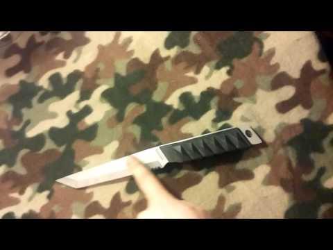 Kgb custom knife