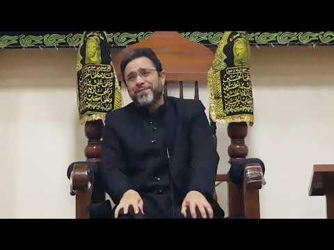 Aga Mukhtar Abbas Vasaya 1er Moharram 1441 Morondava Partie 2