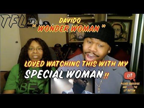 Davido - Wonder Woman | (THATFIRE LA) Reaction Mp3