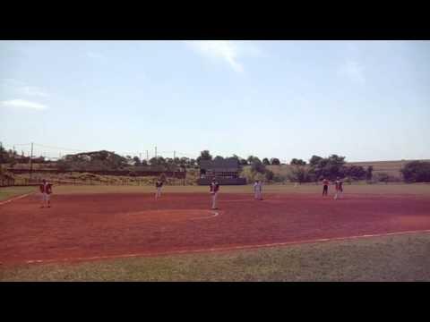 Torneio de Softbol na ACEL em Londrina, ACEI (Ibiporã) X Bastos (SP).