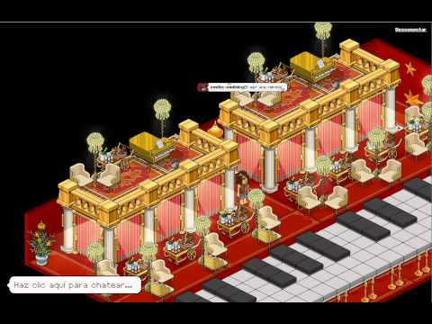 Las mejores salas de habbo 2011 doovi for Casa moderna habbolandia