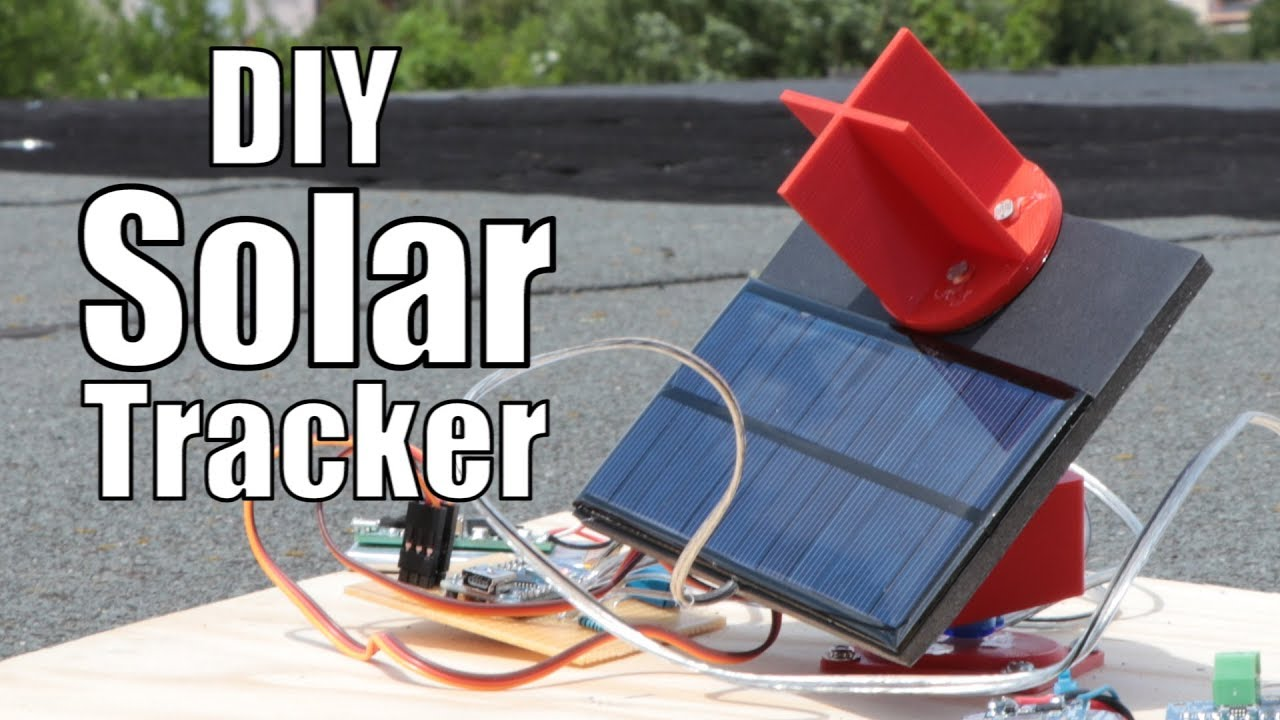 Diy Solar Tracker How Much Solar Energy Can It Save