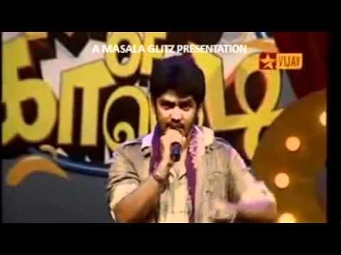 Mimicry Galatta Features Vijay And Top...