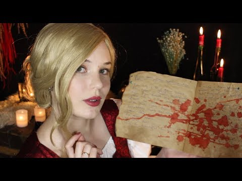 (NO MUSIC) Medieval Apothecary Shop Roleplay 🔥 Fire Burning, Boiling Sounds 🔥 Soft Spoken ASMR