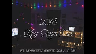 2018 KPOP ROOM TOUR!