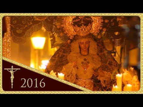 Ntra. Señora de Gracia y Esperanza - Calle Aguilas - Saeta Alex Ortiz - San Roque (Sevilla 2016)
