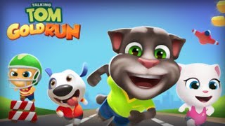 Talking Tom Gold Run - Outfit7 Limited Ben's Adventure Day 10 Walkthrough