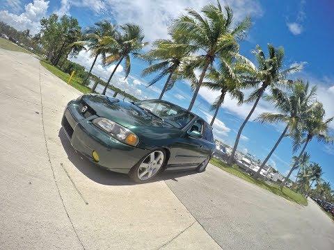 Nissan's HIDDEN SECRET!?? 2000 Nissan Sentra SE B15 (SR20) Review!!