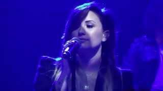 Demi Lovato - Give Me Love | São Paulo (SoundCheck) - Brazil (24-04-2014) [HD]