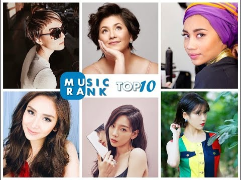 [[TOP 10]] ASIAN SINGERS (FEMALE) 2017
