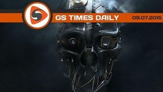GS Times [DAILY]. Dishonored 2, XCOM 2 и первый российский облачный игровой сервис