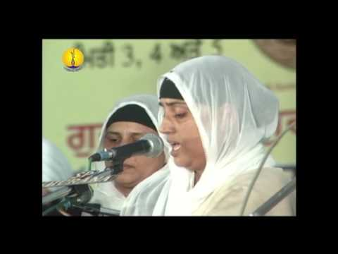 Jawaddi Taksal : Adutti Gurmat Sangeet Samellan 2010 : Raag Dhanasari : Bibi Prabhjot Kaur Batala