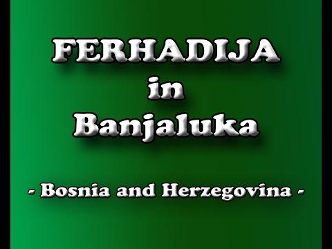 Ferhadija in Banjaluka,Bosnia and Herzegovina