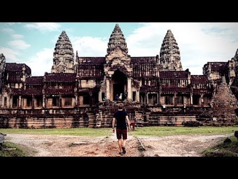 WOW! THE THINGS YOU CAN SEE IN CAMBODIA! - Vlog 2017