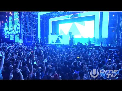 Sander van Doorn Live @ UMF Korea (Seoul, Korea) 15.06.2013 (Video)