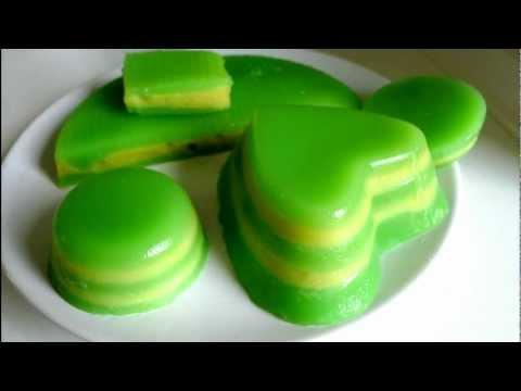 Steamed layer cake - Bánh da lợn