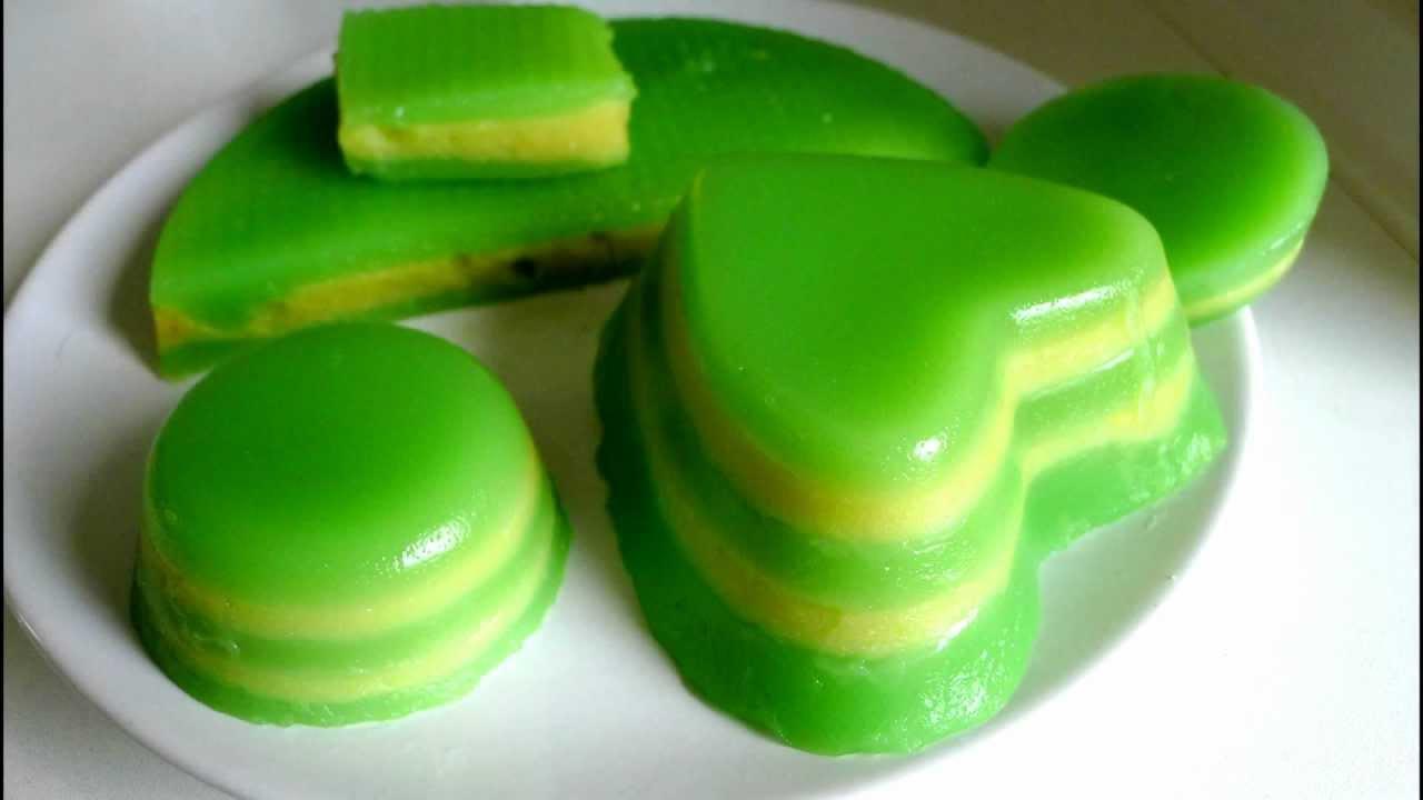 Steamed Layer Cake B 225 Nh Da Lợn Youtube