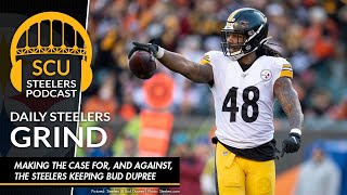 Making the case for, and against, steelers keeping bud dupree