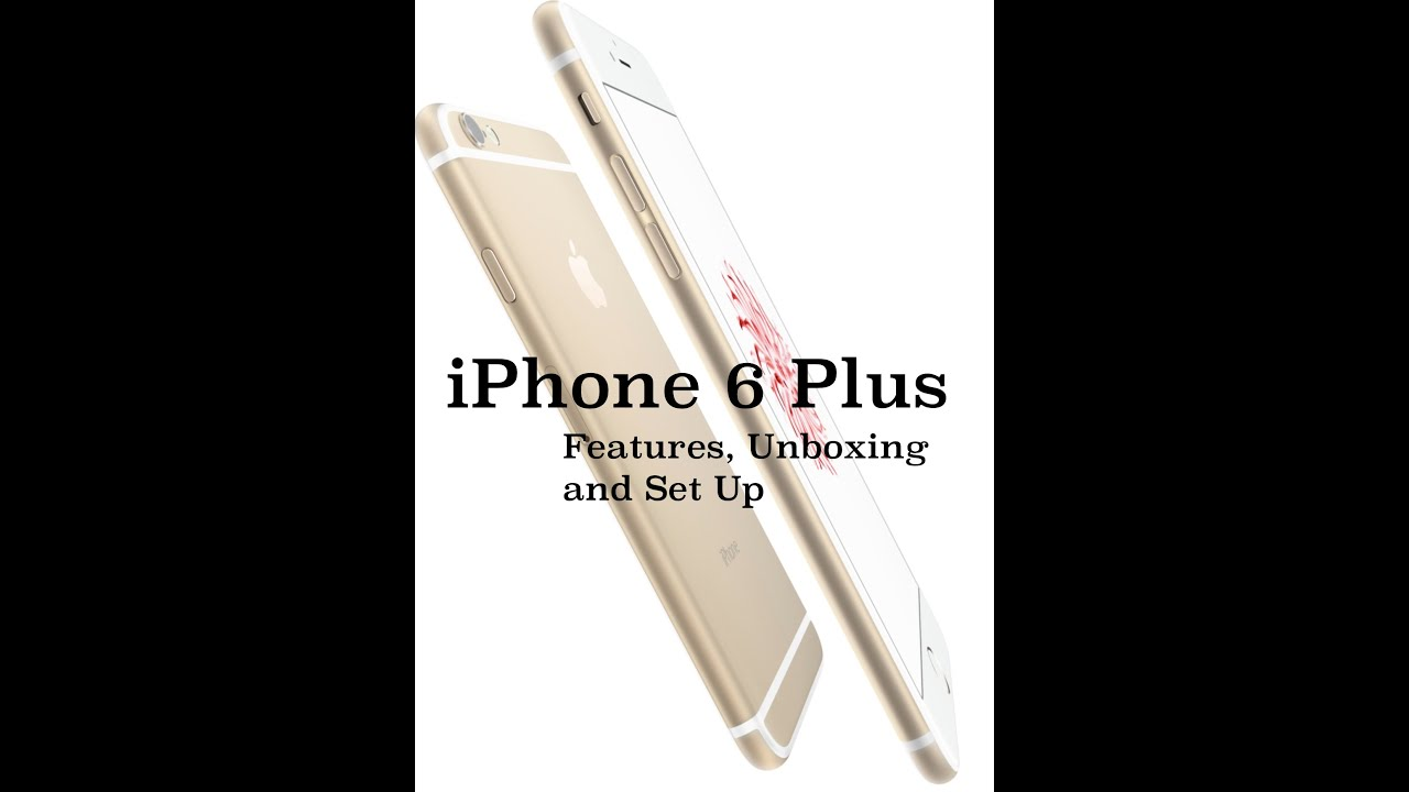 how to set up mail on iphone 6 plus