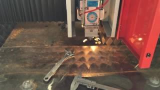 4 mm carbon steel fiber 1000w cutting machine XT LASER