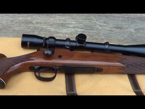 Remington 700 BDL.17 Remington Centerfire