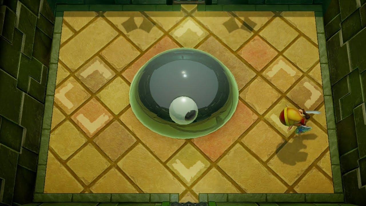 The Legend Of Zelda Link S Awakening Slime Eyes Switch